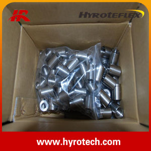 Hydraulic Hose Fittings and Ferrlues for R1/R2/4sp/4sh pictures & photos