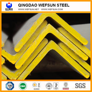 Q235 Hot Sale Equal Angle Steel Bar pictures & photos