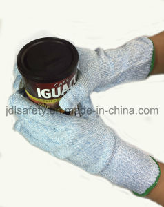 Food Contact Cut Resistant Work Glove (D5202) pictures & photos