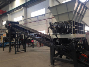 1PSL4613A Dual-Shaft (Shear) Shredder for Metal Recycling Industry pictures & photos