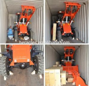CE 2000kg Forklift Wheel Loader pictures & photos