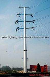 HDG Steel Transmission Monopoles pictures & photos