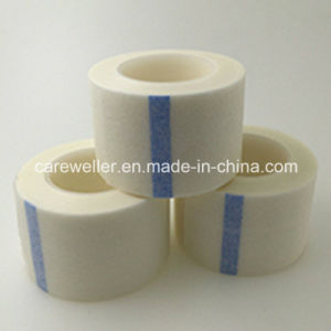 Surgical Silk Tape Medical Silk Tape/ Disposable Surgical PE Tape pictures & photos