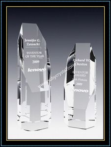 Empire Tower Award Crystal 4 Inch Tall (NU-CW769) pictures & photos