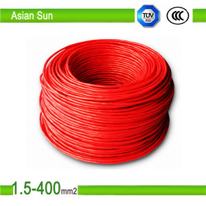 2.5mm 450/750V PVC Insulated Copper Wire Made in China pictures & photos