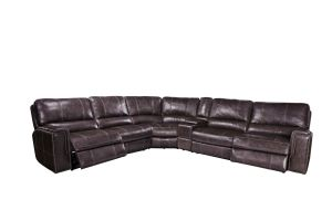 Home Furnitures Leather U Shape Motion Recliner Sofa Sets pictures & photos