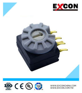 Dial Switch/ Rotary Switch/ Toggle Switch for Automatic Controller pictures & photos