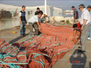 Monofilament Nylon Coating Deep Sea Fish Farming Net pictures & photos