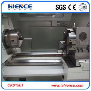 Ck6150t High Precision Low Cost Metal Process CNC Lathe pictures & photos