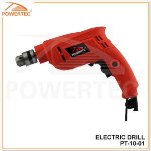 Powertec 450W 10mm Electric Drill Augers (PT-D10-01) pictures & photos