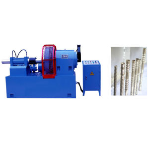 Thin Wall Tube Rotary Swaging Machine for Decorative Tube