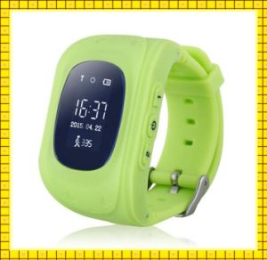 2016 Paypal Accept Sos Q50 Kids  Smart  Watch pictures & photos