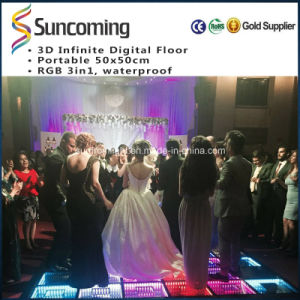 Suncoming PRO Lighting New LED Dance Floor Light pictures & photos
