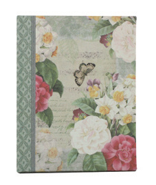 Wholesale Personalized Fabric Cover Notebook pictures & photos