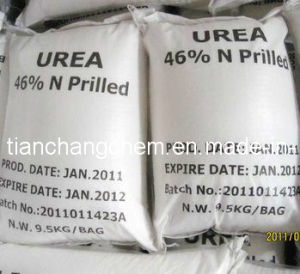 Urea 46% Quick Agriculture Nitrogen Fertilizer pictures & photos