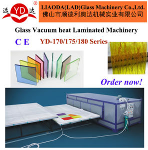 EVA Glass Laminating Machine Hot Selling at Alibaba pictures & photos