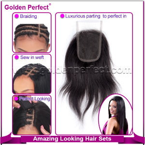 New Hot Seling 5A Top Grade Mongolian Hair Closure
