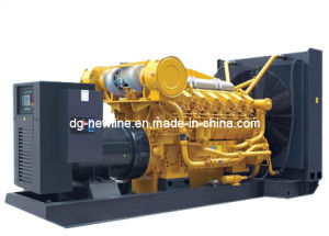 Engine Jichai Powered 650kva Generator Set