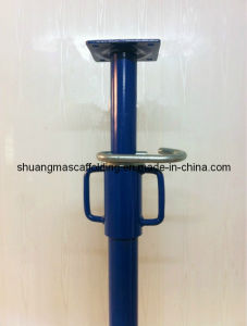 Adjustable Shoring Steel Scaffolding Prop for Concrete Slab Supporting pictures & photos