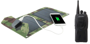 Factory Original Solar Mobile Phone Power Bank Charger 7W 5V/1400mA pictures & photos