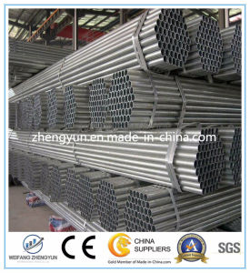 Welded Carbon Black Structure Transportation Steel Pipe pictures & photos