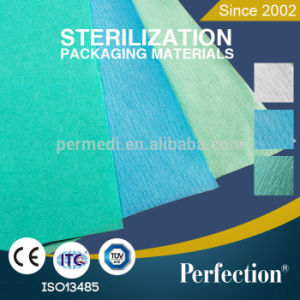 ISO13485 Standard Paper Sterilization Wrap pictures & photos