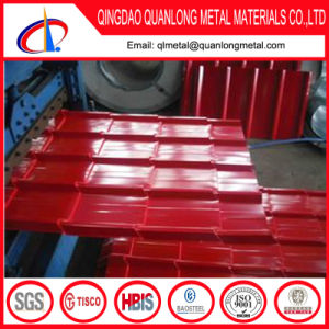 PPGI Prepainted Galvanized Corrugated Roofing Sheet pictures & photos