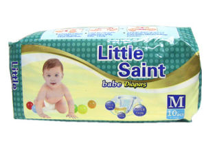 Soft Breathable Backsheet Baby Care Product in China.