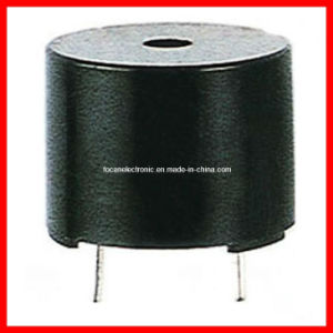Promotional 12*9.5mm Internal Drived Magnetic Buzzer pictures & photos