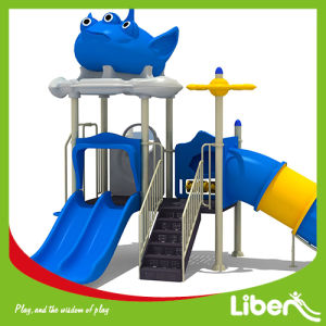Children Plastic Outdoor Playground Equipment (LE. XK. 014) pictures & photos