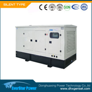 Cummins Soundproof Silent Industrial Diesel Engine Eclectric Power Generating Generator