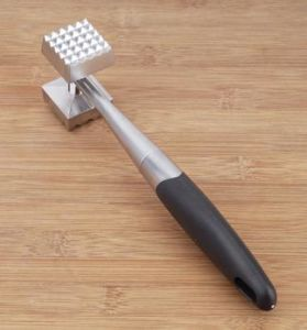 Zinc Alloy Meat Tenderizer, Beef Hammer, Steak Pounders pictures & photos