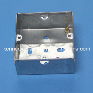 Bs 4662 Steel Galvanized Electrical Utility Box pictures & photos