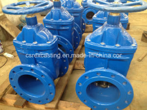 OEM Ggg50 Ductile Iron Non-Rising Stem Gate Valve pictures & photos