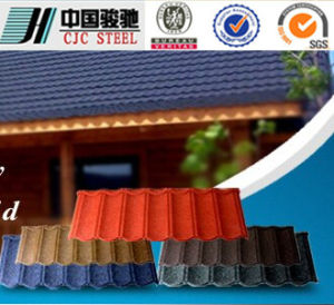 Classic Stone Coated Metal Tile /Galvalume Roofing Sheets /Hip Tile