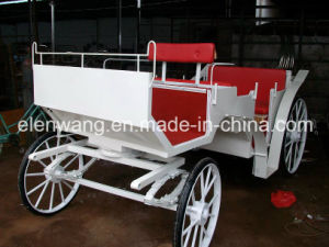 Victoria Horse Cart Horse Carriage (GW-HC01) pictures & photos