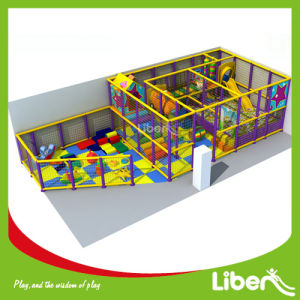 Exciting Kids Indoor Playground Equipment (LE. T2.212.263.00) pictures & photos