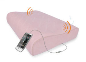 High Quality Memory Foam Music Pillow (T168) pictures & photos