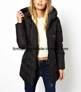 Women Thicker Down Jacket Down Jacket pictures & photos