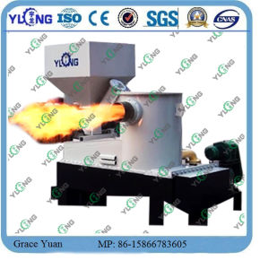 Ce Biomass Energy Burning Wood Pellet Burner Stove pictures & photos