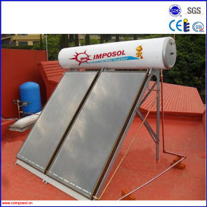 Pressurized Flat Panel Solar Water Heater pictures & photos