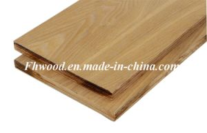 Chinese Ash Veneered Plywood for Furniture and Decoration pictures & photos