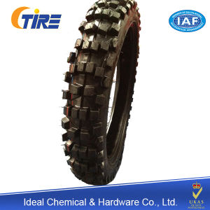 Cheap Price Motorcycle Tubeless Tire 90/90-18 New Pattern pictures & photos