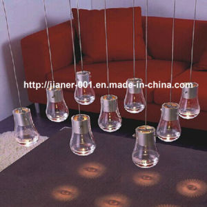 Modern Glass LED Hanging Pendant Lamp Light for Hotel pictures & photos