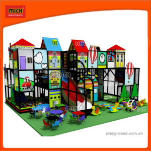 Mich Morden City Theme Playground for Sale (5066B) pictures & photos