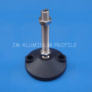 Heavy Load Leveling Foot Plastic Base Steel Screw M20 pictures & photos