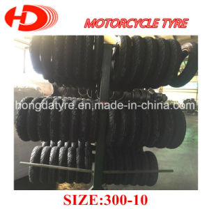 Top Quality Rubber Tyre 3.00-10 China Motorcycle Tyre Manufacturers pictures & photos