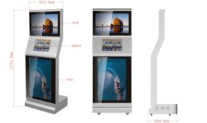 40 Inch Automated Inquiry Machine Touch Screen pictures & photos