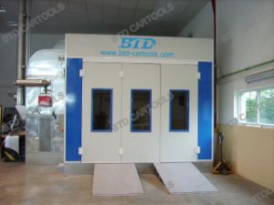 Spray Painting Booth for Painting Car pictures & photos