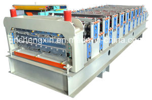 Double-Ibr Roofing Sheet Forming Machine pictures & photos